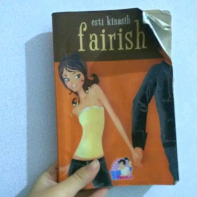 Fairish By Esti Kinesih