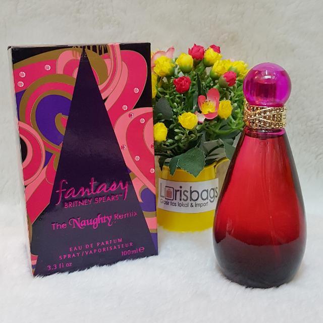 Fantasy The Naughty Remix Parfum Ori Singapore