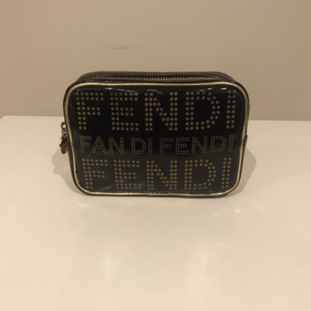 Fendi Make Up Case
