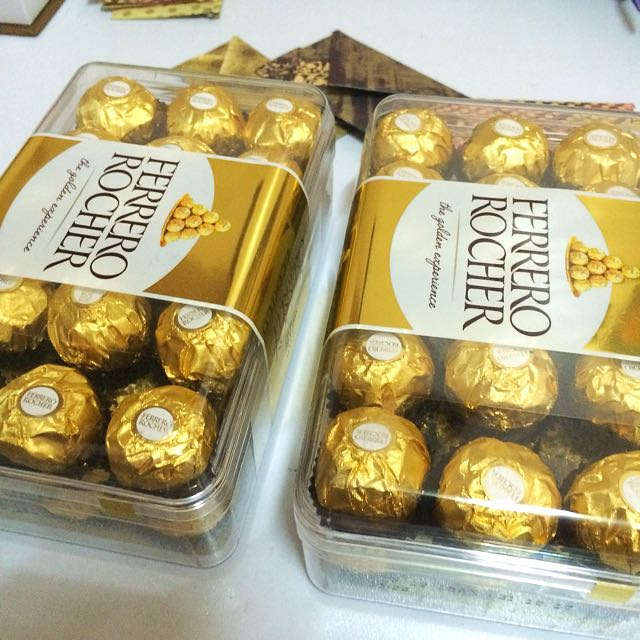 Ferrero Rocher 30 pcs