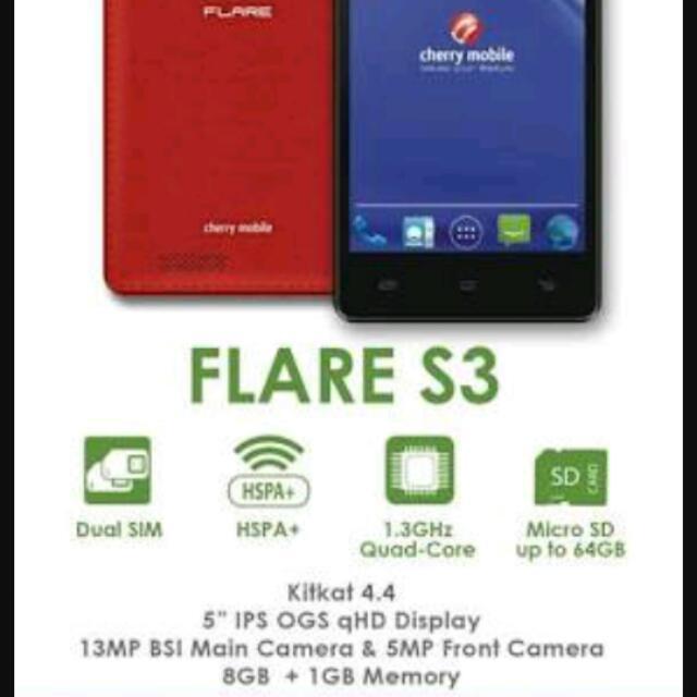 Flare S3 Octa
