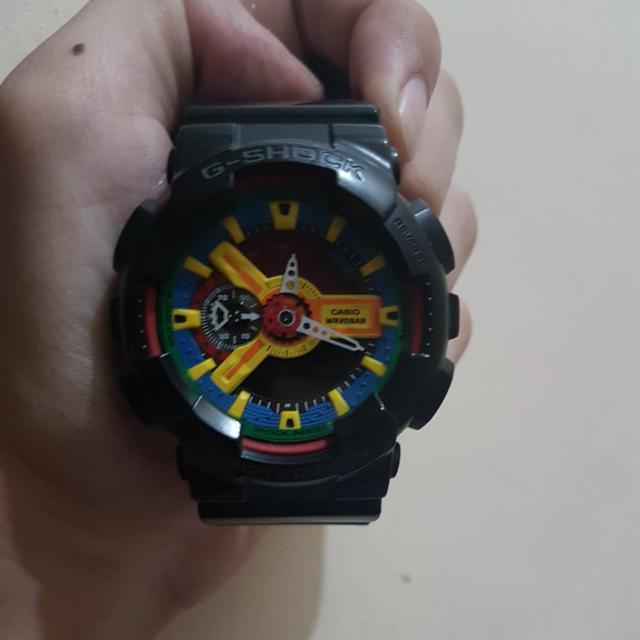 G Shock GA 110