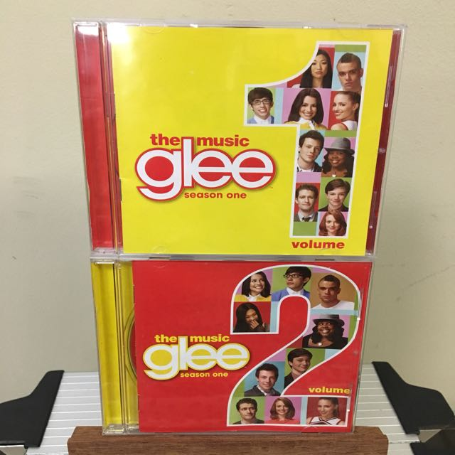 Glee Season 1 Music (vols. 1&2)