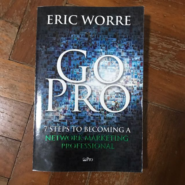 Go pro by eric worre books stationery fiction on carousell photo photo photo photo fandeluxe Gallery