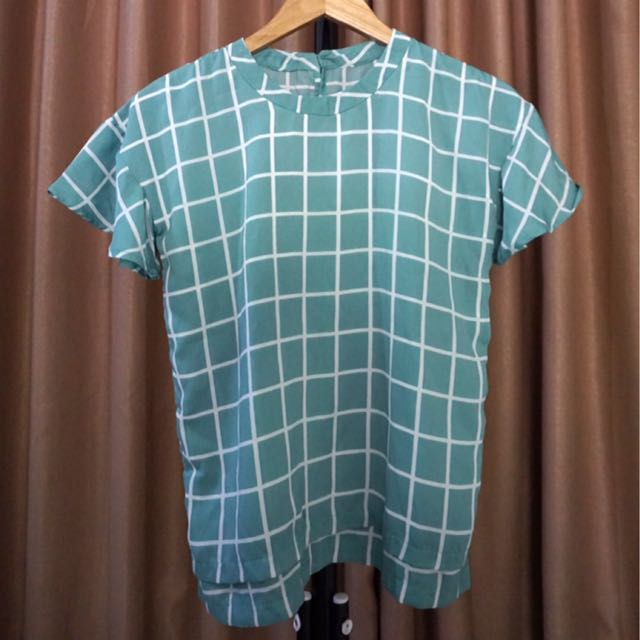 Green Brick Shirt