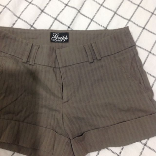 Gripp Green Shorts