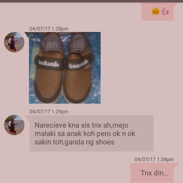 Happy Costumer, Thank You!!!