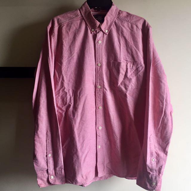 H&M Heavy Oxford Shirt
