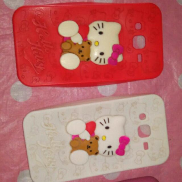 J2 Jelly Casing (HELLO KITTY)