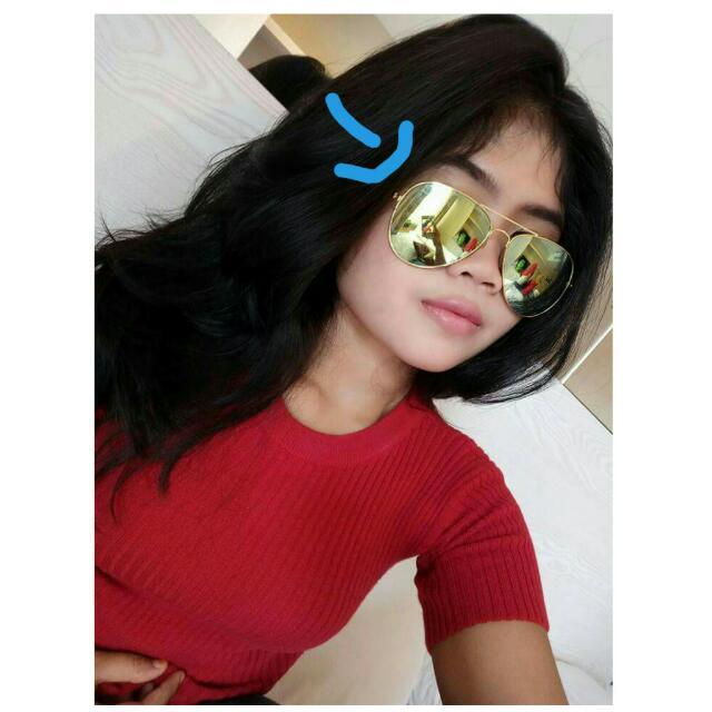 Kacamata Wanita Silver