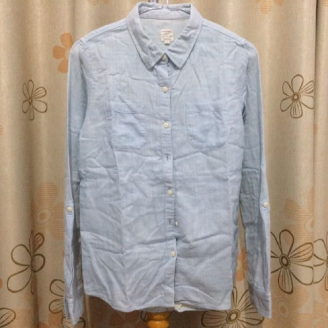 SOLD OUT Kemeja Giordano (Secondhand Clothes)