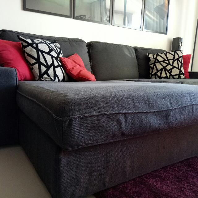 Kivik Couch (IKEA)
