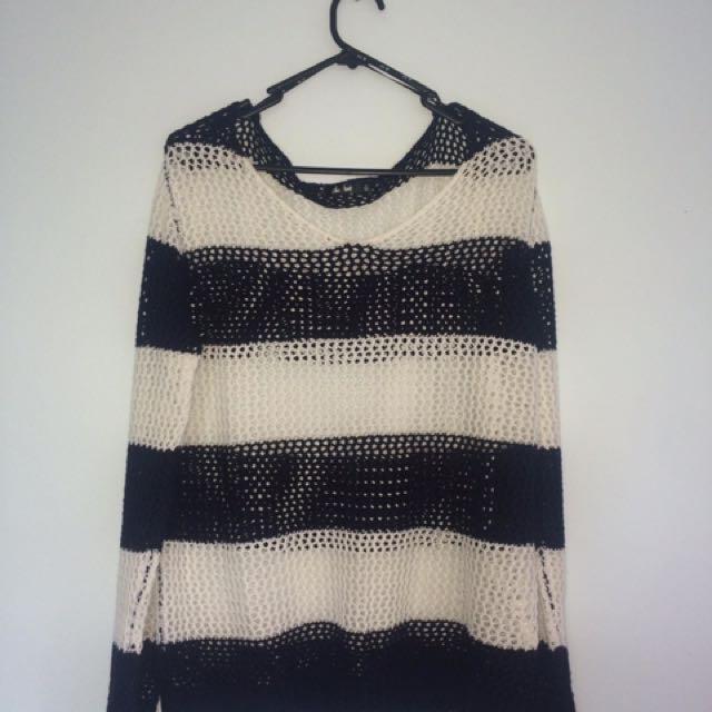 Knit/crochet Top