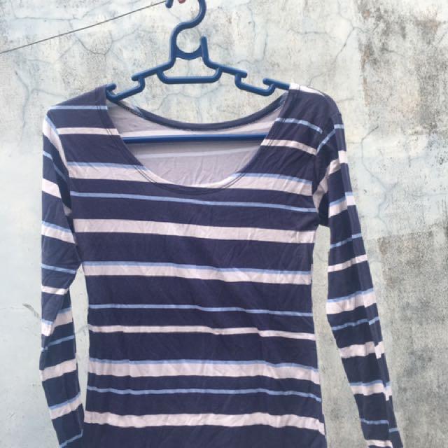 Long Sleeves Stripes