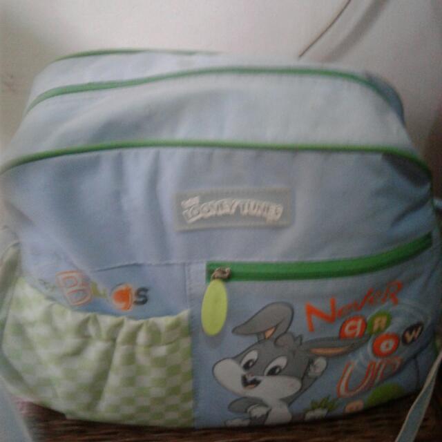 Looney Tunes Baby Bag