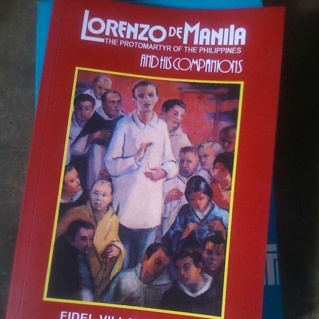 Lorenzo De Manila