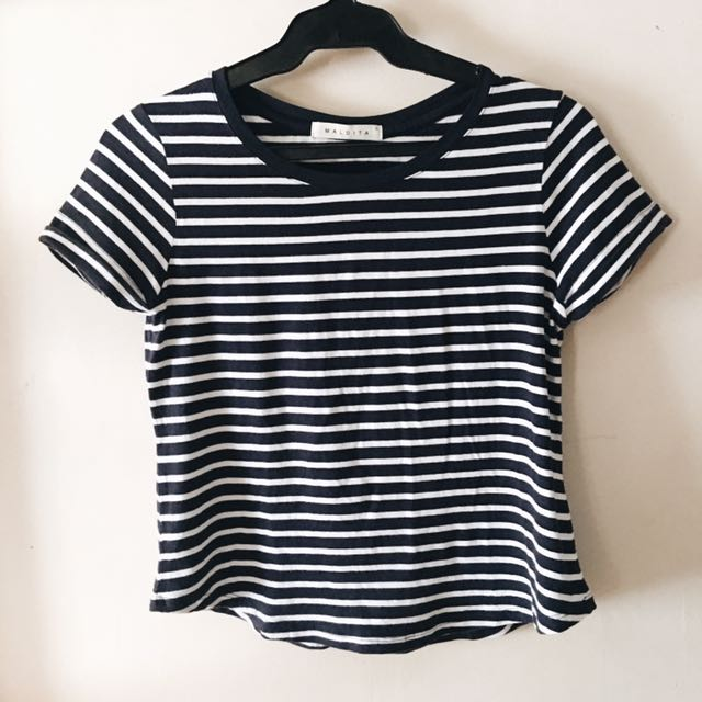 Maldita Stripes Top