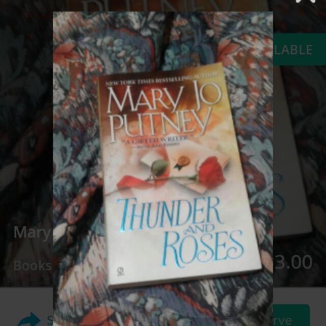 Reduced 😊Mary Jo Putney Novel