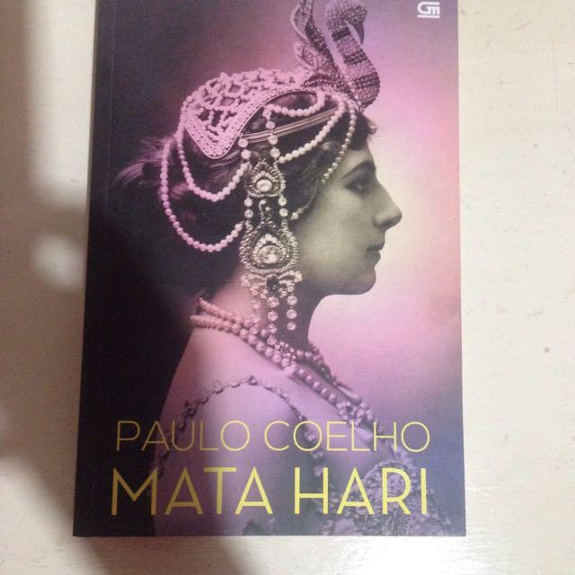 """""""Mata Hari"""" By Paul Coelho"""