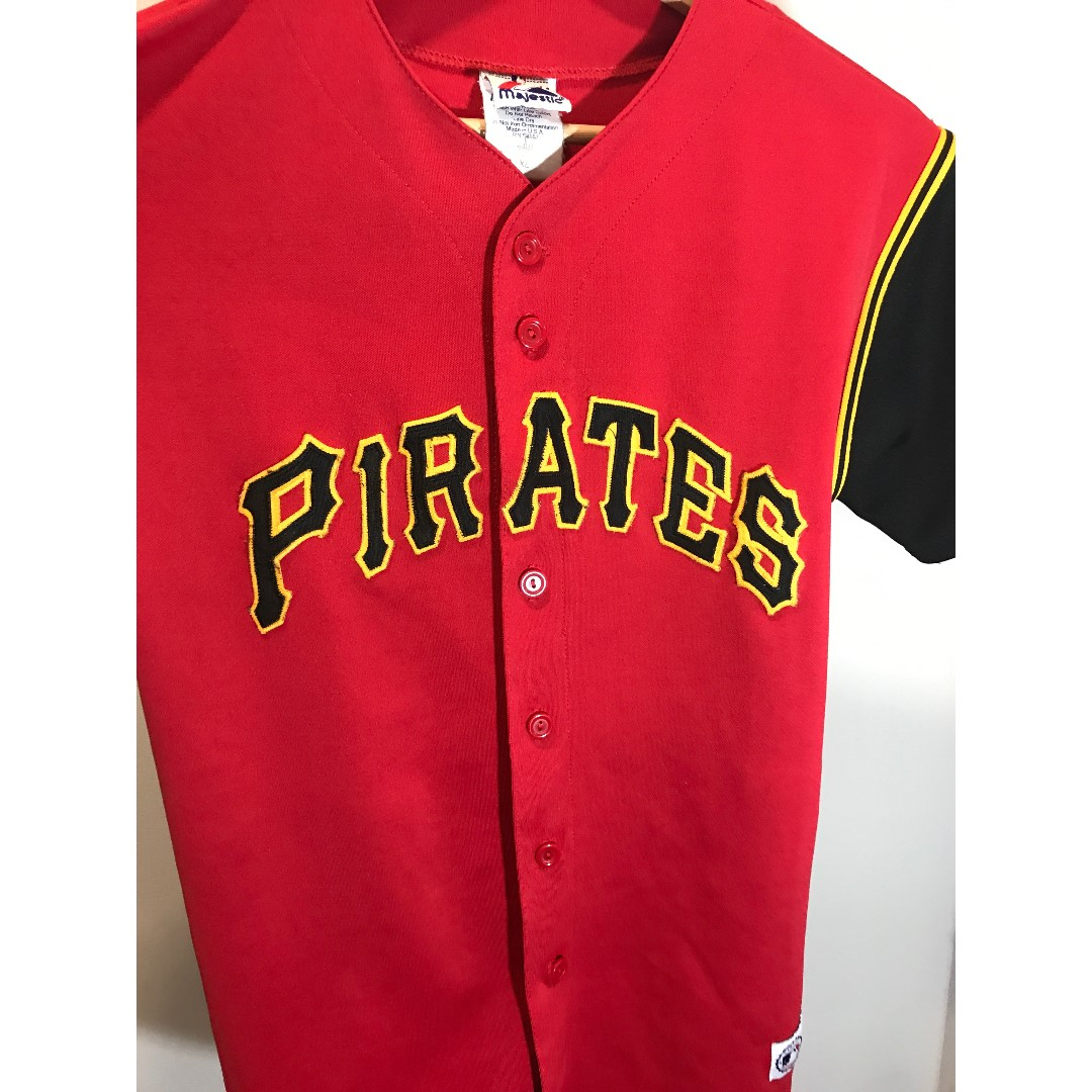 MLB Pirates Jason Bay jersey
