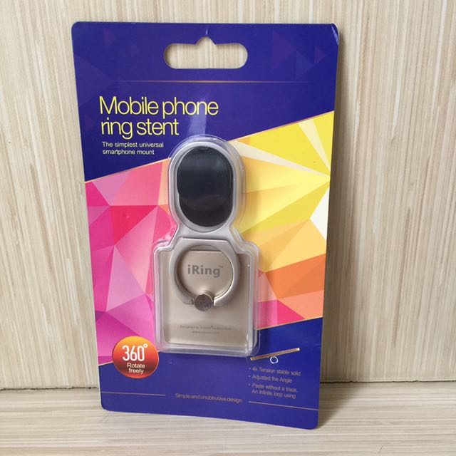 Mobile Phone I-Ring