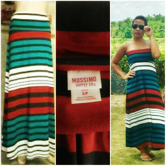 #REPRICED Mossimo Maxi Skirt Used Once