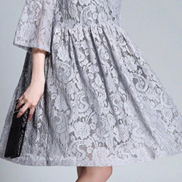 New Dress Free Size