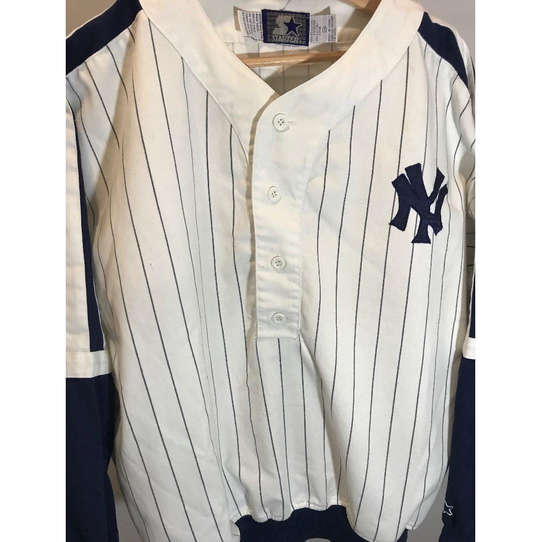 New York Yankees Starter Pullover