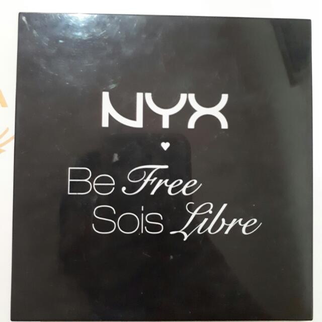 Nyx MakeUp Palette ++bonus CITY COLOR
