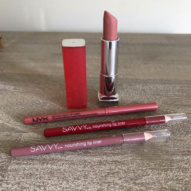 NYX, Maybelline And Savvy