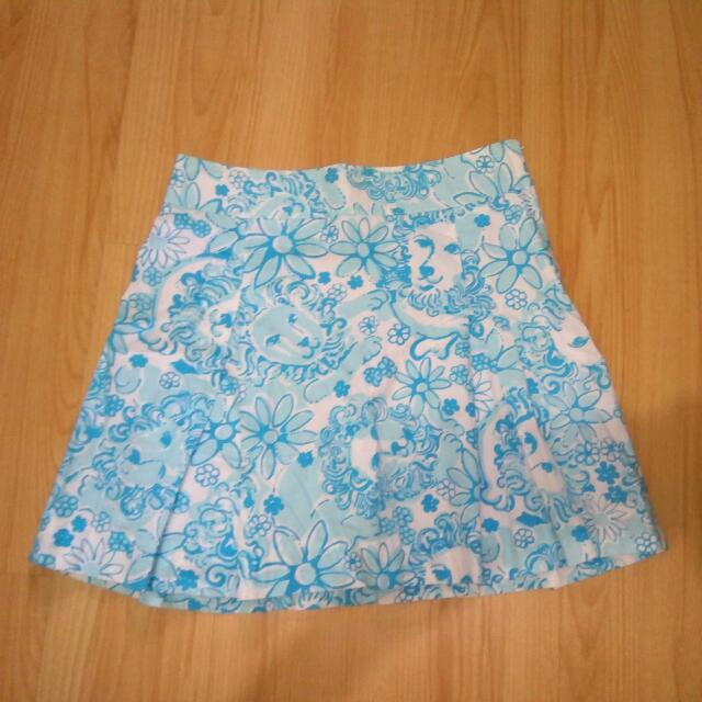 Authentic Lilly Pulitzer Skirt