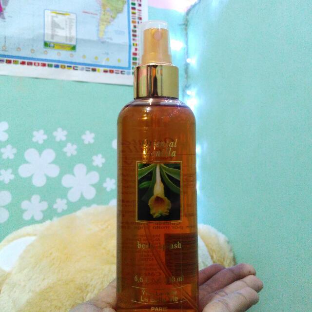 Oriental Vanilla Perfume