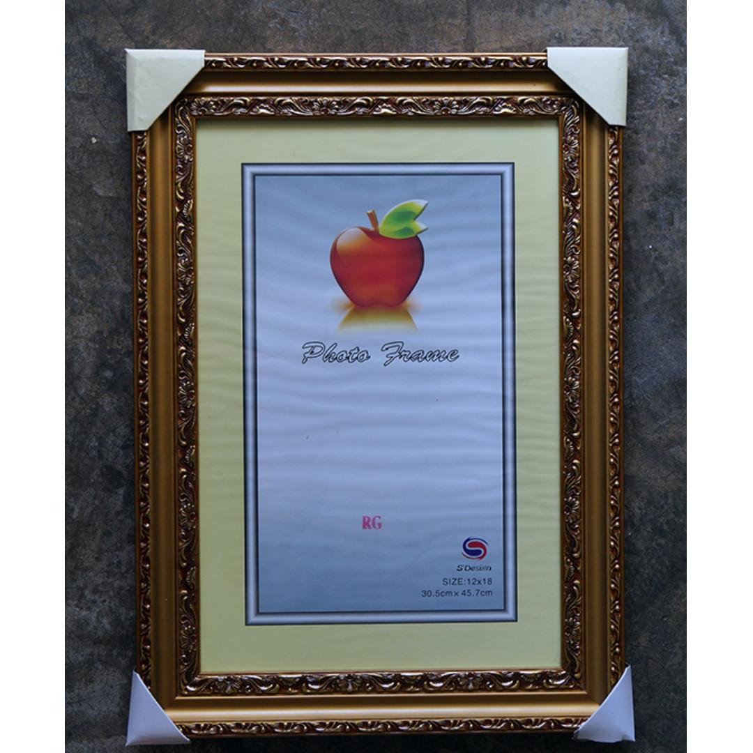Photo Frame Art S\'Design Newsunward Premium Branded 12\