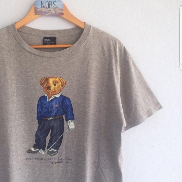Polo Bear Ralph Lauren Tshirt/Tees