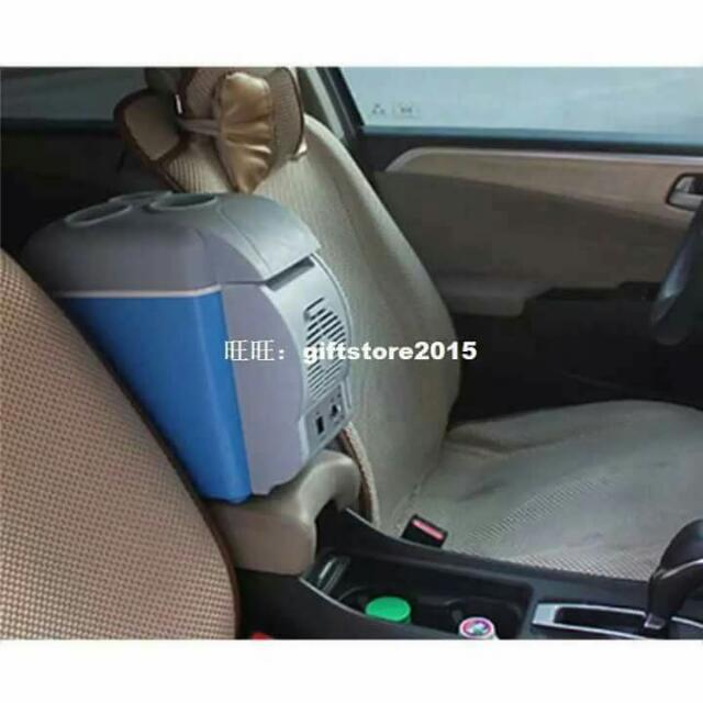 Portable Car Ref 2 In 1 Warming Cooling Auto Accessories Others On Carousell