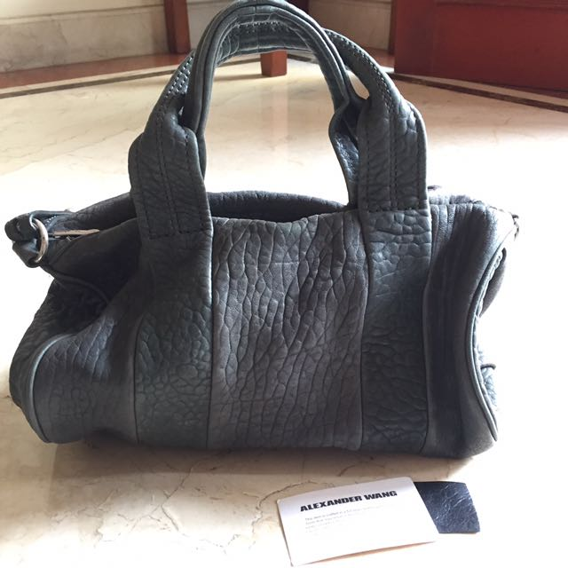 Preloved Authentic Alexander Wang Rocco Duffel Bag