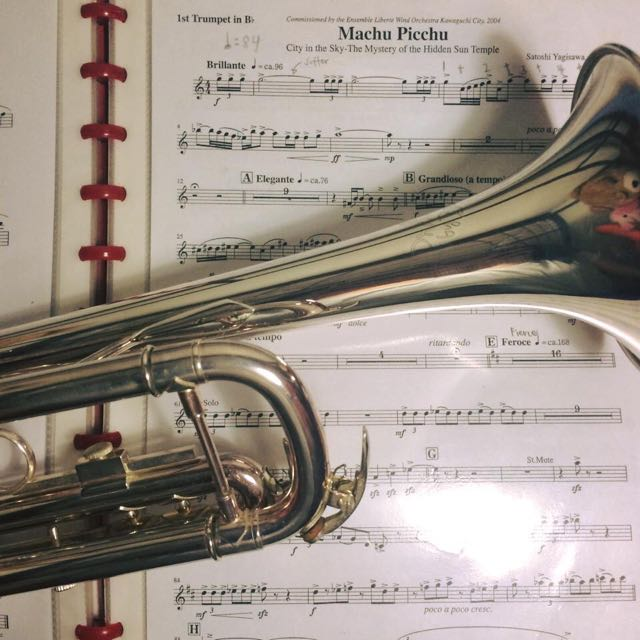 Prelude by Bach TR700 🎺🎺🎺🎺