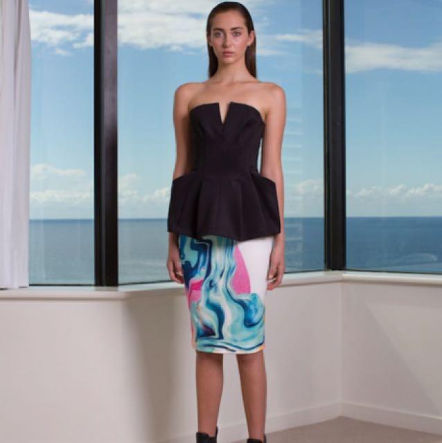 Ringuet 'Eternal Pencil Skirt'