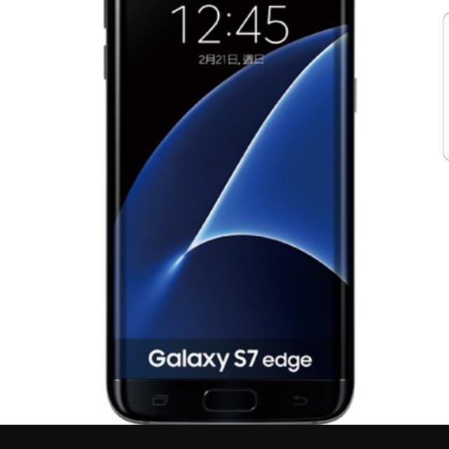 三星S7edge, 32G ,黑色