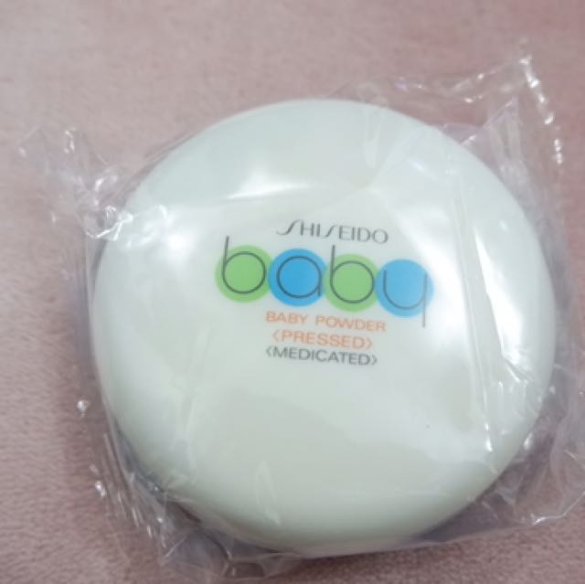 Shiseido Baby (pressed) (medicated)