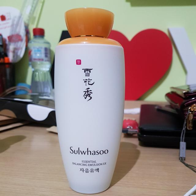 Sulwhasoo Essential Balancing Emulsion Ex