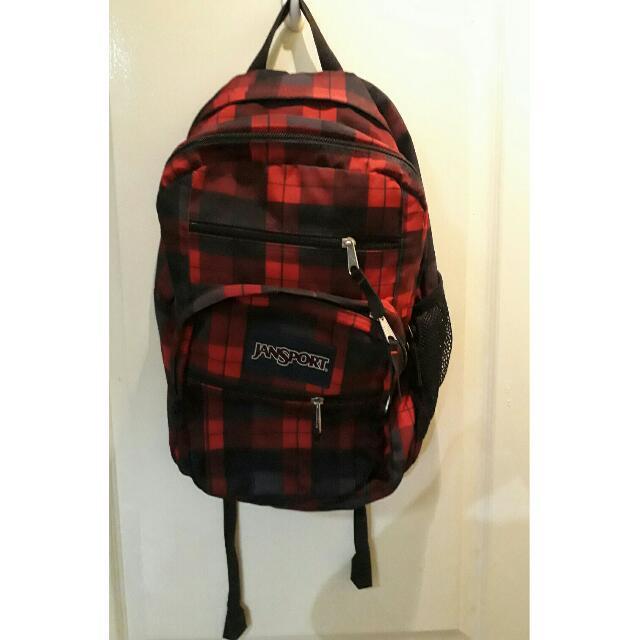 Super Sale! Original Jansport Travel Backpack