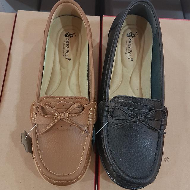 Swiss Polo (Leather) Ladies Shoe, Women