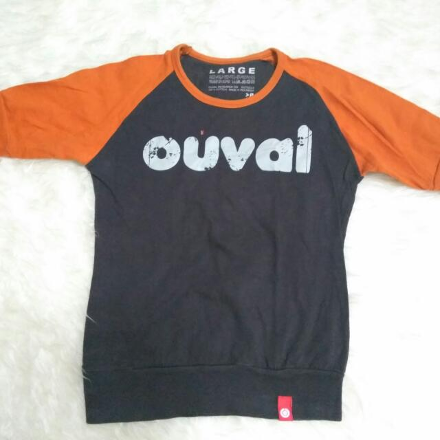 T Shirt Ouval Research Distro Bandung