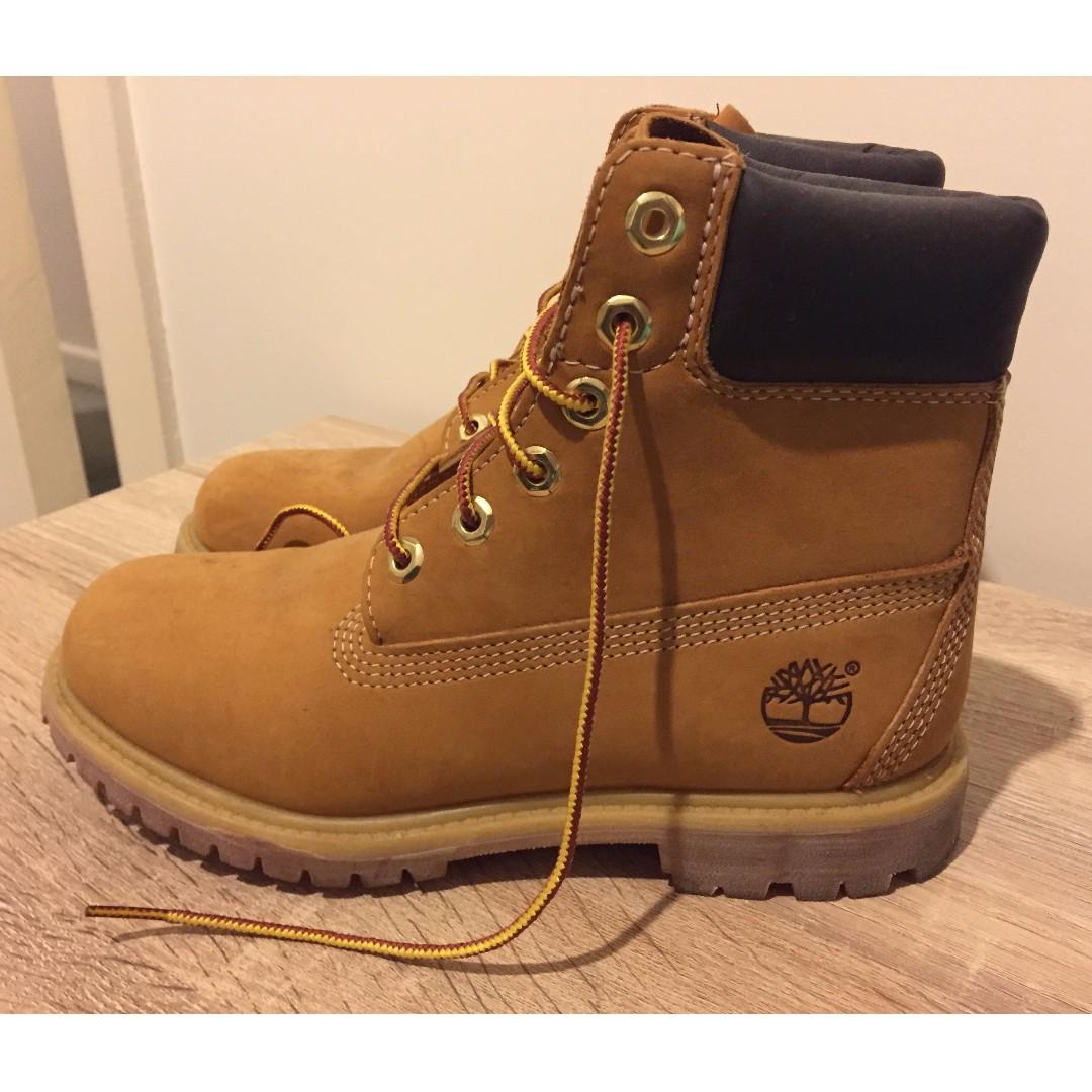 Timberland Waterproof Classic boots