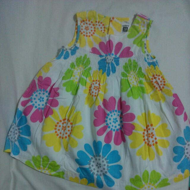 Carter's Girl Dress