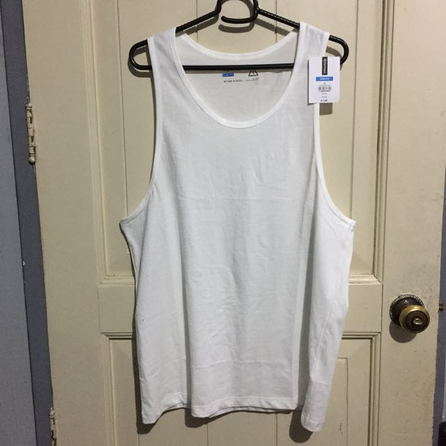 Topman Slim Fit Tank Top