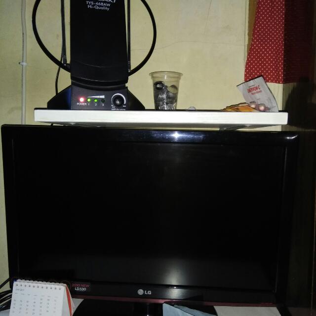 "TV LG 22"" Plus Antena Digital"