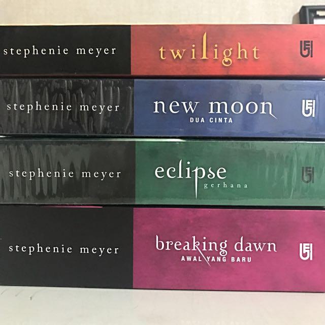 Twilight Series (Indo Translation)