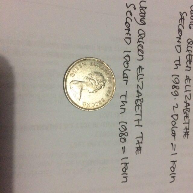 Uang Koin.